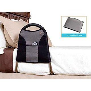 Econorail Stander Bed transferbeugel lichtgewicht met handige reistas