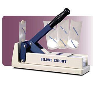 Silent Knight medicijnvermaler zakjes