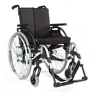 Manuele rolstoel Rubix 2