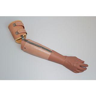 Cosmetische onderarmprothese