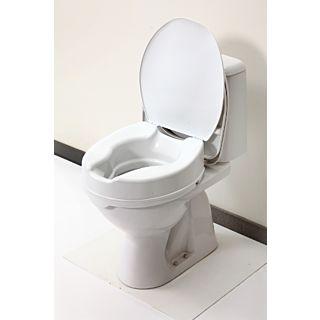 Savanah toiletverhoger met deksel