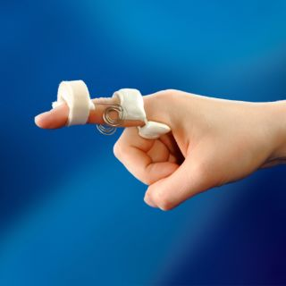 Spring Coil Finger Extension