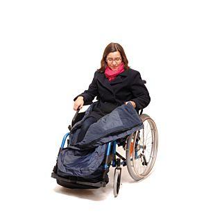 Wheely Cosy Luxe fleece voering